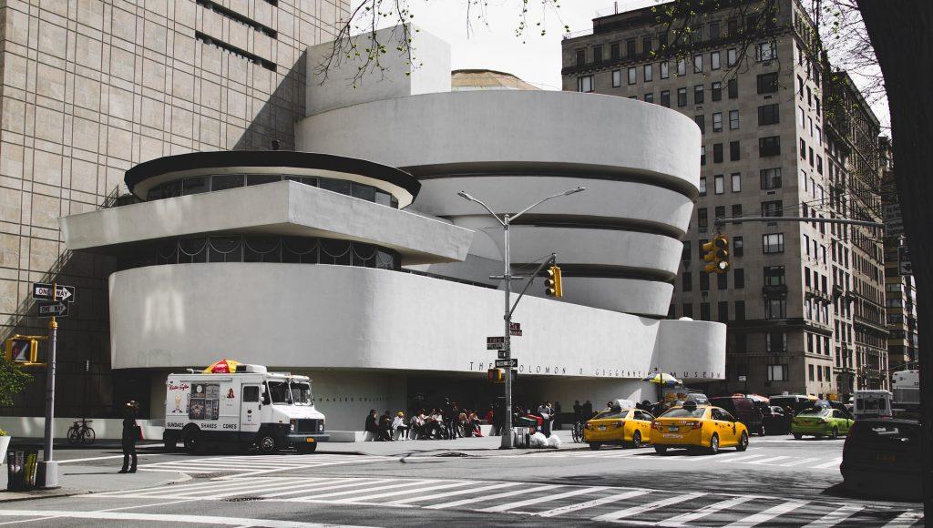 區域當代藝術全球化──古根漢美術館與瑞銀的全球藝術地圖
