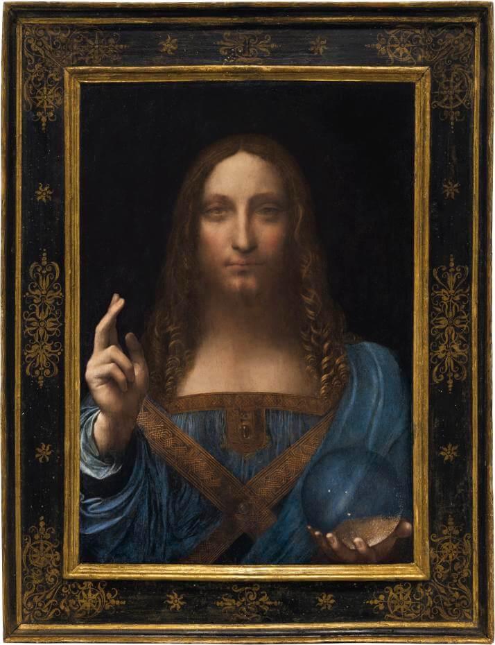 達文西最後一件私人收藏 九月於阿布達比羅浮宮中公開展出